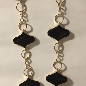 4 for $12: Robert Rose Necklace and Earrings NWT
